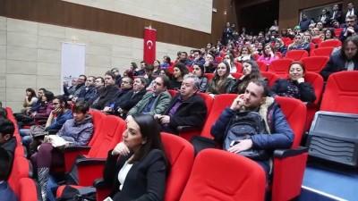 AA Yönetim Kurulu Başkan Vekili Dr. Kızıldağ - TEKİRDAĞ