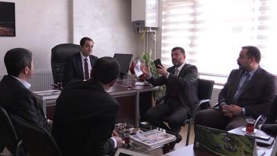 Ağbaba: '(Zeytin Dalı Harekatı) Umarım Türkiye artık o sınır bölgesinden tacizlere maruz kalmaz' - MALATYA