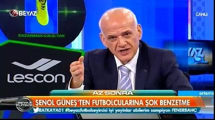 beyaz futbol - Ahmet Çakar'dan ilginç benzetme