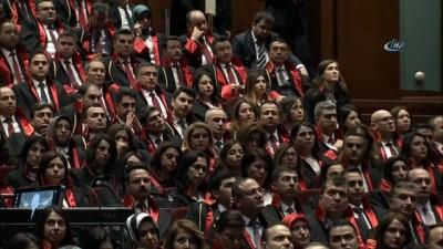 Cumhurbaşkanı Erdoğan, 'Eğer halledemiyorsanız biz bir gece ansızın Sincar'a da gireriz, oradaki PKK'lıları da temizleriz'