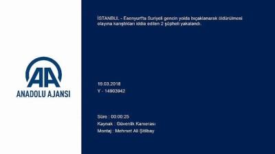 Esenyurt'taki cinayetin zanlıları yakalandı - İSTANBUL