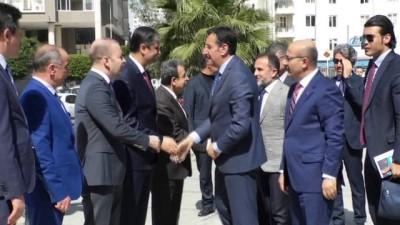 Gümrük ve Ticaret Bakanı Tüfenkci: 'Suriyelilerin ülkelerine dönmelerinin önünü açacağız'