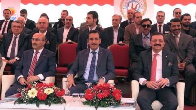 Hisarcıklıoğlu, Adana Ticaret Borsası Kompleksi Açılış Töreni'nde konuştu - ADANA