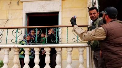 'PKK bizi 3 gün susuz ve yemeksiz bıraktı' - AFRİN