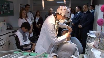 Samsun Diş Hastanesinden Türkiye'de bir ilk