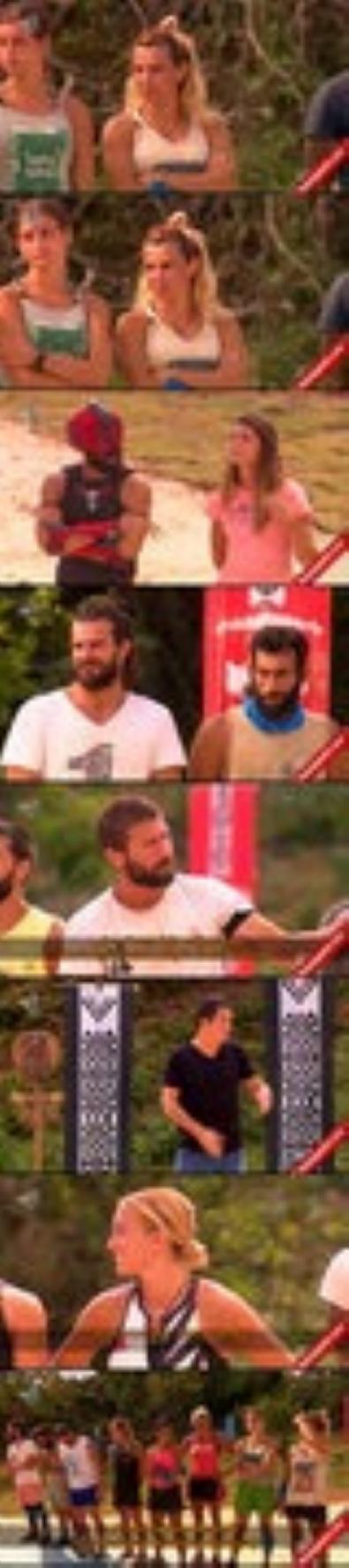 survivor - Survivor'da gergin anlar