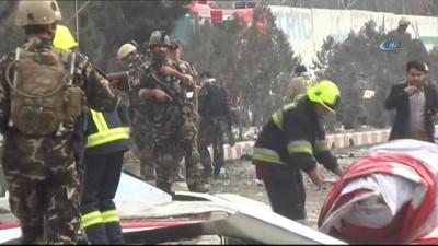 patlama sesi -  - Afganistan'da İntihar Saldırısı: 1 Ölü