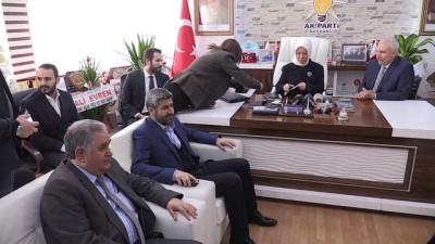 AK Parti Genel Başkan Yardımcısı Çalık, Malatya'da
