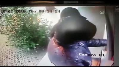 ATM dolandırıcılığı güvenlik kamerasında - KOCAELİ