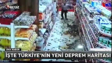 deprem - İşte Türkiye'nin yeni deprem haritası