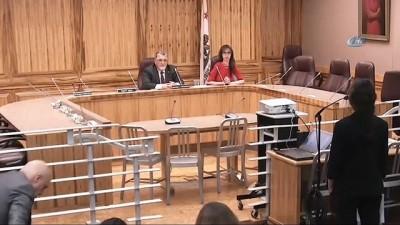 - Kaliforniya Eyalet Senatosunda Ermeni Lobisinin Tasarıları Görüşüldü