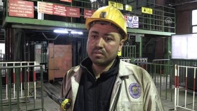 'Madene her inişimizde babalarımızı hatırlıyoruz' - ZONGULDAK