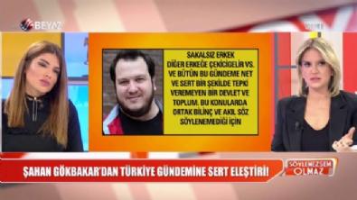 Şahan Gökbakar'dan, Türkiye gündemine sert eleştiri!