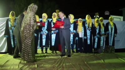 Sudan TMV Okulları ilk mezunlarını verdi - HARTUM