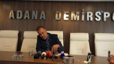 Adana Demirspor'un borcu 29 milyon 653 bin lira