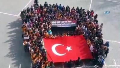Afrin gazisi JÖH Fatih Fatih Aydemir: 'Şükürler olsun, Şehitlerimizin kanı yerde kalmadı' Video