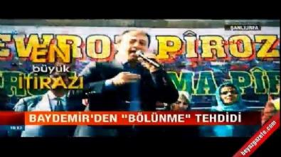Ahmet Hakan'dan Osman Baydemir'e tepki