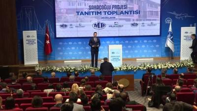 """Bakan Ağbal: """"Saraçoğlu mahallesi bütün özellikleri ile korunacak"""" - ANKARA"""
