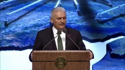 """Başbakan Yıldırım: """"Teröre karşı kararlılığımızdan vazgeçmeyeceğiz"""""""