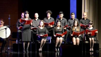 'Bir Destanın Türküsü Çanakkale' programı - BURSA