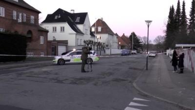 Büyükelçilik binasına molotofkokteylli saldırı - KOPENHAG