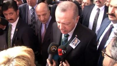 Cumhurbaşkanı Erdoğan: 'Ne zaman bu ülkede mazlum, mağdur varsa Hasan Celal ağabeyimiz her zaman onların yanında yer aldı' - TBMM
