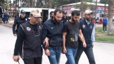 DEAŞ'ın tankçısı Adana'da yakalandı