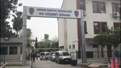 Gasp mağduru polis merkezinde şüphelilerle karşılaştı - MERSİN