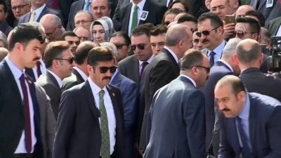 Hasan Celal Güzel için TBMM'de tören düzenlendi (2) - TBMM