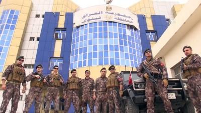 Özel Harekat Polisleri'nin Irak'taki zorlu görevi - MUSUL Haberi