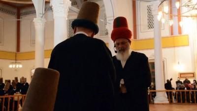 Semazenler, Çanakkale Türküsü eşliğinde sema yaptı - ÇANAKKALE