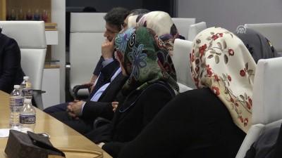 TBMM Kadın Erkek Fırsat Eşitliği Komisyonu üyelerinin ABD ziyareti - WASHINGTON