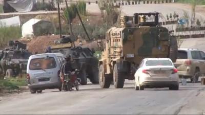 - TSK, Afrin'e Giriş Çıkışları Kapattı