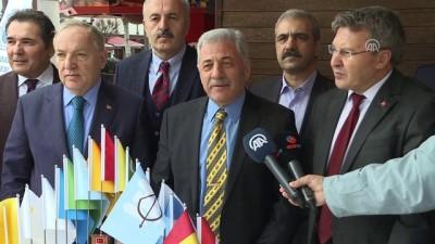Türk Dünyası Parlamenterler Birliği 'nevruz ateşi' yaktı - ANKARA Haberi