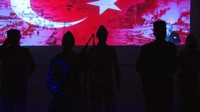 Tutuklu ve hükümlülerden 'Çanakkale Oratoryosu' - İSTANBUL