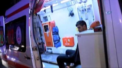 Ümraniye'de iki grup arasında bıçaklı kavga: 5 yaralı