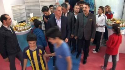 Afrin'in imar ve inşasına Elazığ destek verecek