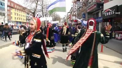 Bakan Kurtulmuş Nevruz Bayramı kutlamalarına katıldı - KASTAMONU