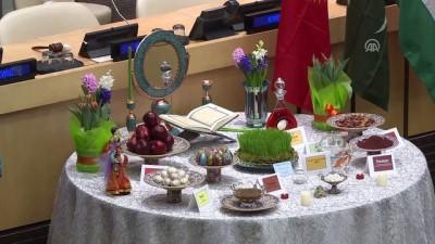 BM'de nevruz kutlaması - NEW YORK