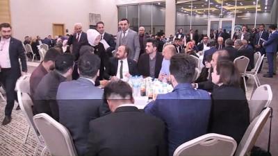 Çalık: 'Hem ordumuz hem de ÖSO birliklerinin Afrin'de destan yazdıklarına şahitlik ettik' - ERZİNCAN