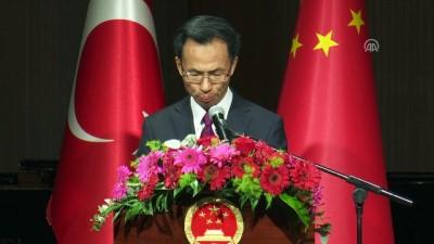 Çin Büyükelçiliğinden nevruz kutlaması - ANKARA