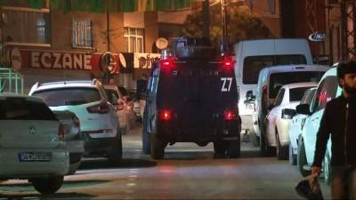 'Dur' ihtarına uymayan araca açılan ateşe ilişkin 4 polisin yargılanmasına başlandı