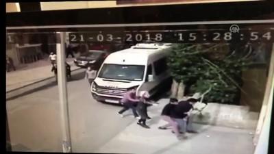 Esenyurt'ta fabrikaya silahlı saldırı: 1 ölü, 2 yaralı - İSTANBUL