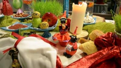 İranlı ve Azerbaycanlı turistler nevruzu Kars'ta kutladı