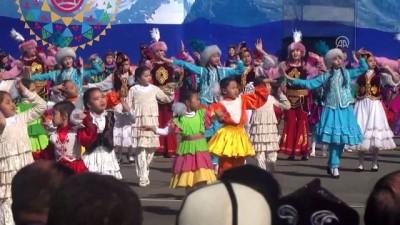 Kırgızistan'da nevruz coşkusu - BİŞKEK