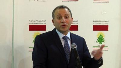 Lübnan Dışişleri Bakanı'ndan 'kısıtlı vatandaşlık hakkı' açıklaması (2) - BEYRUT