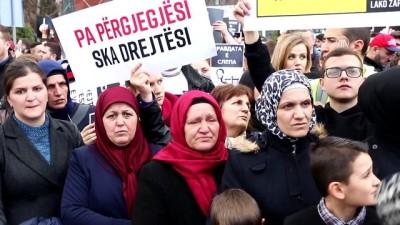 Makedonya'da Arnavut çocuğun öldürülmesi - ÜSKÜP