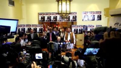 Mısır'da cumhurbaşkanlığı seçimine doğru - KAHİRE
