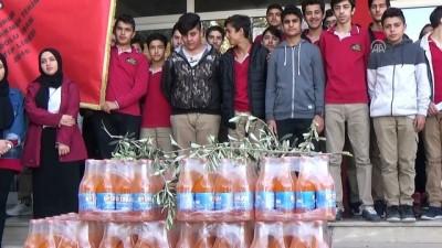 Öğrenciler, 'Çanakkale ve Afrin Zaferi' anısına klip hazırladı - MUĞLA