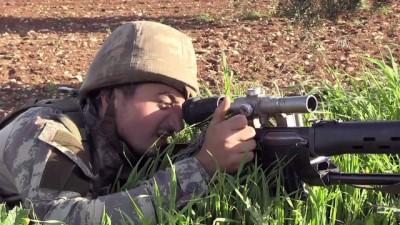 Türk komandosu Afrin'de destan yazıyor - AFRİN